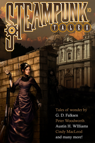 Steampunk Tales 10 Cover