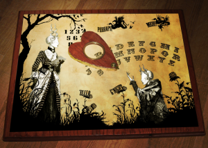 Dead Teddy Bear Picnic limited edition Spirit Board